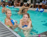 Sunset Swimclub Mondays at the Dream Hotel downtown #116