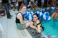 Sunset Swimclub Mondays at the Dream Hotel downtown #136