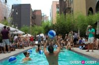 Sunset Swimclub Mondays at the Dream Hotel downtown #157