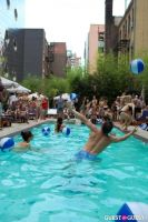 Sunset Swimclub Mondays at the Dream Hotel downtown #158