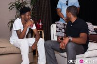 Jamie Foxx & Breyon Prescott Post Awards Party Presented by Malibu RED #135