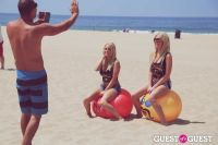 Thrillist and Jack Honey Present Honey House: Beach Games & Bars #37