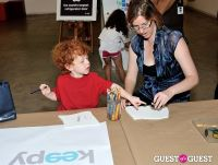 Keepy announcement event at Children's Museum of the Arts NYC #82