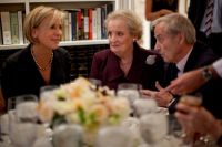 Madeleine Albright Luncheon Hosted by Tina Brown #5