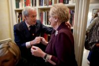 Madeleine Albright Luncheon Hosted by Tina Brown #11