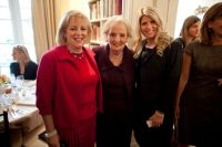 Madeleine Albright Luncheon Hosted by Tina Brown #12