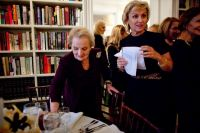 Madeleine Albright Luncheon Hosted by Tina Brown #13