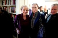 Madeleine Albright Luncheon Hosted by Tina Brown #14