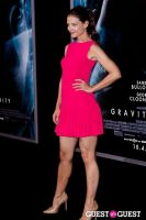 New York Movie Premiere of GRAVITY #28
