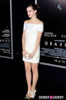 New York Movie Premiere of GRAVITY #75