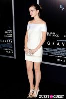 New York Movie Premiere of GRAVITY #76