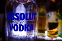 ABSOLUT Vodka and The MEDIUM Group present Cocktails and Curators Honoring Mary Ceruti #110