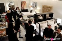 Luxury Listings NYC launch party at Tui Lifestyle Showroom #98