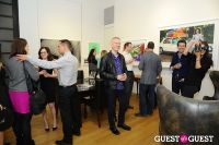 IvyConnect Gallery Reception at Steven Kasher Gallery #111
