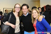 IvyConnect Gallery Reception at Steven Kasher Gallery #418