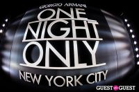 Giorgio Armani One Night Only NYC event. #3