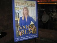 Quest Magazine Toasts Ivanka Trump #46
