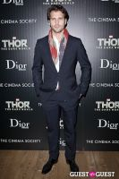 Thor: The Dark World Screening Hosted by The Cinema Society and Dior Beauty #1