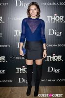 Thor: The Dark World Screening Hosted by The Cinema Society and Dior Beauty #11