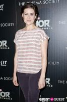 Thor: The Dark World Screening Hosted by The Cinema Society and Dior Beauty #26