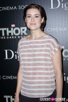 Thor: The Dark World Screening Hosted by The Cinema Society and Dior Beauty #28
