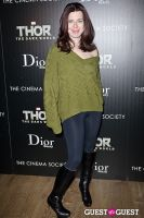 Thor: The Dark World Screening Hosted by The Cinema Society and Dior Beauty #37