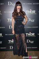 Thor: The Dark World Screening Hosted by The Cinema Society and Dior Beauty #44