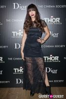 Thor: The Dark World Screening Hosted by The Cinema Society and Dior Beauty #45