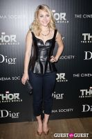 Thor: The Dark World Screening Hosted by The Cinema Society and Dior Beauty #53