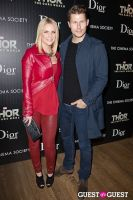 Thor: The Dark World Screening Hosted by The Cinema Society and Dior Beauty #71