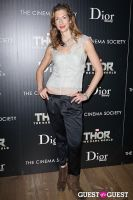 Thor: The Dark World Screening Hosted by The Cinema Society and Dior Beauty #76