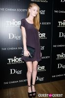 Thor: The Dark World Screening Hosted by The Cinema Society and Dior Beauty #78