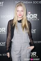 Thor: The Dark World Screening Hosted by The Cinema Society and Dior Beauty #95