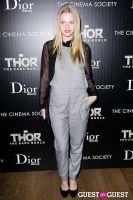 Thor: The Dark World Screening Hosted by The Cinema Society and Dior Beauty #96