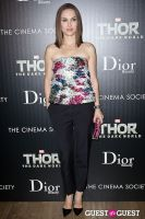 Thor: The Dark World Screening Hosted by The Cinema Society and Dior Beauty #112
