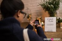 Launch of Covet + Lou and the Holiday 'Cocoon' Issue of Gather Journal #47