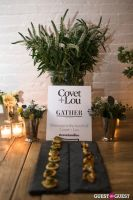 Launch of Covet + Lou and the Holiday 'Cocoon' Issue of Gather Journal #50