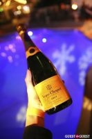 Veuve Clicquot Champagne celebrates Clicquot in the Snow #11
