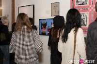 Cat Art Show Los Angeles Opening Night Party at 101/Exhibit #47