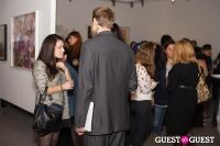 Cat Art Show Los Angeles Opening Night Party at 101/Exhibit #57