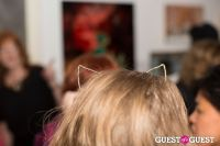Cat Art Show Los Angeles Opening Night Party at 101/Exhibit #61