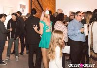 Cat Art Show Los Angeles Opening Night Party at 101/Exhibit #78