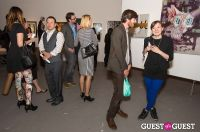 Cat Art Show Los Angeles Opening Night Party at 101/Exhibit #93