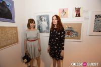 Cat Art Show Los Angeles Opening Night Party at 101/Exhibit #105