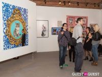 Cat Art Show Los Angeles Opening Night Party at 101/Exhibit #106