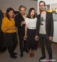 Cat Art Show Los Angeles Opening Night Party at 101/Exhibit #116