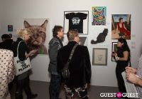 Cat Art Show Los Angeles Opening Night Party at 101/Exhibit #123