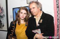 Cat Art Show Los Angeles Opening Night Party at 101/Exhibit #132