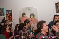 Cat Art Show Los Angeles Opening Night Party at 101/Exhibit #141