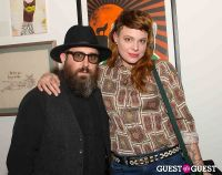 Cat Art Show Los Angeles Opening Night Party at 101/Exhibit #146